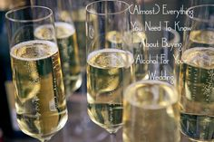 Everything You Wanted To Know About Buying Your Own Wedding Alcohol. This is a big one, guys!