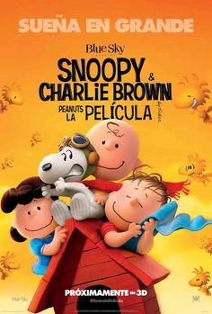 LIMA VAGA: Peanuts: La Película se estrena el 7 de enero
