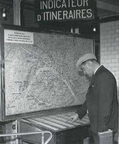 Plan de métro électrique