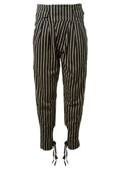 ISABEL MARANT Isabel Marant Striped Cotton Rodrys Pants. #isabelmarant #cloth #