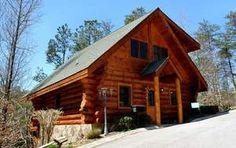 Dancing Bear Lodge 2 Bedroom Cabin At Parkside Cabin Rentals