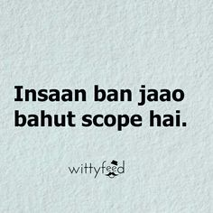 Funny Quotes In Hindi, Funny Attitude Quotes, Desi Quotes, Sarcastic Quotes, True Quotes, Words Quotes, Qoutes, Bio Quotes, Funky Quotes