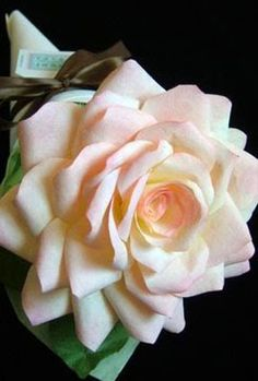 Fabulousity: Amazing Coffee Filter Roses