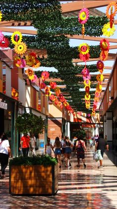 14 Ideas De Happy Flowers Verano 2015 Summer 2015 Centro Comercial Parques Flores