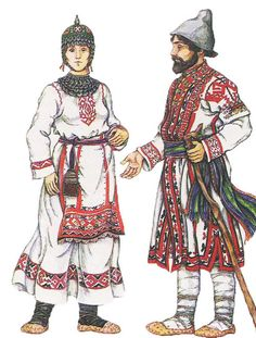 Chuvash People
