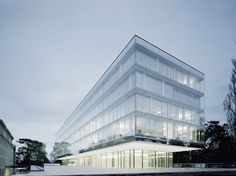 Pictures - World Trade Organization (WTO) headquarters in Geneva - Photo Credit: Brigida Gonzalez - Architizer