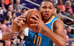 NBA: Eric Gordon podría abandonar los Pelicans - http://mercafichajes.es/10/02/2014/eric-gordon-abandonar-pelicans/