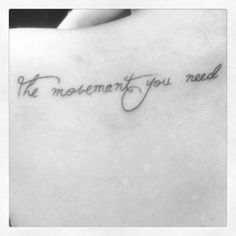 ..is on your shoulder #Beatles #tattoo