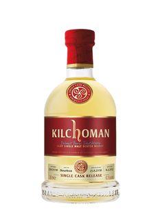KILCHOMAN 5 ans First fill bourbon barrel
