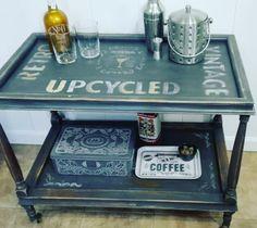 Mira este artículo en mi tienda de Etsy: https://www.etsy.com/es/listing/491588158/carrito-camarera-reciclado-vintage-retro