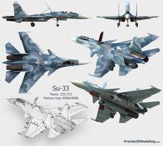 Палубный истребитель Су-33 (Су-27К)