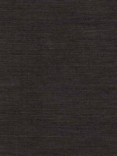 Black Grasscloth Wallpaper - Ekundu. Find this pattern at AmericanBlinds.com.