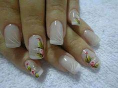 Ideas Para, Nails, Beauty, Nail Stickers, Nail Bling, Gel Nail, Husband, Enamels, Cross Stitch