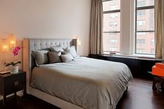 Luxury Apartment Renovation in Greenwich Village by Guillaume Gentet