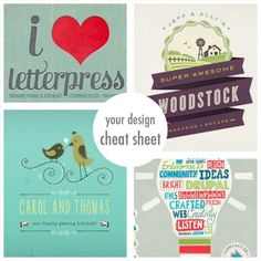 Your Cheat Sheet for Re-creating the Hottest Graphic Design Trends