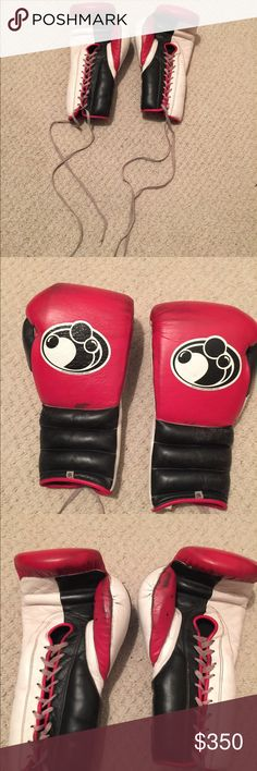 Grant Boxing Gloves Pro Grant sparring gloves. 16oz. Red with black. Grant Other