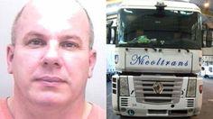 Má poriadny problém! Slovenský kamionista dostal vo Veľkej Británii 11-ročný trest. Walkie Talkie, Talk To Me, Monitor, Electronics, Consumer Electronics
