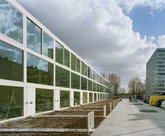 Atelier Kempe Thill > Viviendas Sociales, Amsterdam-Osdorp