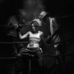 Alfonse Pagano Photography boxing shoot