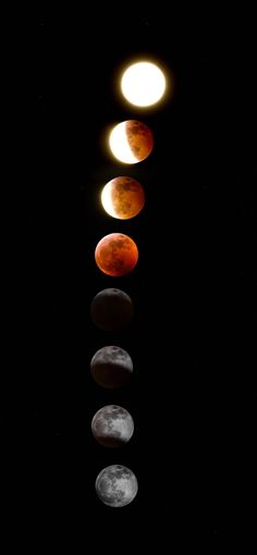 Lunar eclipse (iPhone X) #wallpaper #iphone #android #background #followme