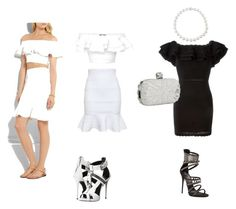 """Без названия #54"" by explorer-14485663539 on Polyvore featuring мода, Alexander McQueen и Giuseppe Zanotti"