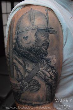 husaria tattoo by ValeriyLetov