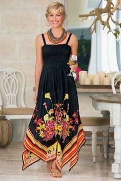 Riviera Maya Dress from Soft Surroundings