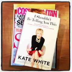 Best career book for working women, written by the former editor-in-chief of Cosmo.