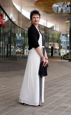 Lena's Modeblog: Maxikleid LOVE