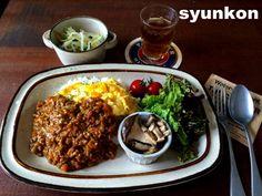 よ~いドン!の裏話と、【簡単!!レンジで】とろとろ卵のキーマカレー   山本ゆりオフィシャルブログ「含み笑いのカフェごはん『syunkon』」Powered by Ameba