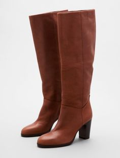 Want these! Perfect cognac boots! Enrico Antinori at http://www.LorisShoes.com