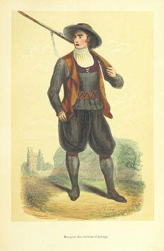 Image taken from page 83 of 'L'Espagne pittoresque, artistique et monumeatale. Mœurs, usages et costumes, par MM. M. de Cuendias et V. de Fe...