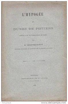 LECOINTRE-DUPONT - L'hypogée des dunes de Poitiers - 1888 - 4 planches dépliantes- 2) DESCRIPTION ARCHITECTURALE, d) LA PORTE, 5: Selon Heitz (1987) l'imprécation de la fin a sa justification, car du vivant de Mellebaude, le tombeau avait été saccagé, comme nous l'apprendrait l'inscription d'une seconde consécration sur le mur de l'arcosolium abritant le tombeau de l'abbé. Quoi qu'il en soit, une mise garde sévère est ici prononcée à l'encontre de tout vandale.