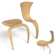 AERO 04 640x640 Aero   Jean François Roulon furniture 2  wood Jean François Roulon furniture french designer design index design concept cha...