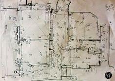 """""""IL RILIEVO"""" - Con metro, disto, bindella, carta e penna....ogni millimetro della casa non ha più segreti!!! www.architettofazio.it - #architetto #stella #fazio #rilievo"""