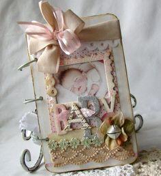 Baby Handmade Mini album by iralamijashop on Etsy
