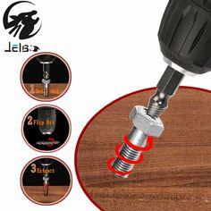 Jelbo винты удалить снос инструменты винт extractor сверло комплект сверло Мощность инструменты Аксессуары винт extractor купить на AliExpress