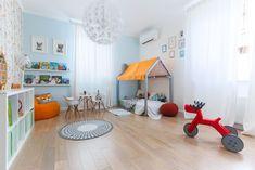 Самые необычные, интересные и даже обучающие обои для детских комнат.