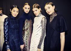 Christian Dior Pre-Fall 2015 RTW – Backstage – Vogue