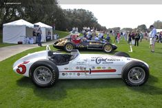 1959 Watson Indy Roadster at the Amelia Island Concours d'