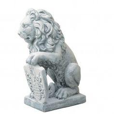 Resultado de imagen de lion statue