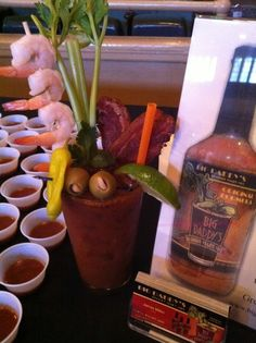 #BigDaddysBloodyMaryMix at the #Sacramento Trade Show Memorial Auditorium