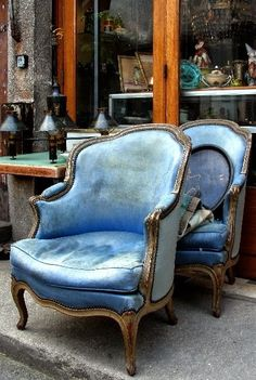 Antique French chairs (=)