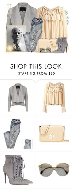 """~Modern'Classic~"" by li-lilou ❤ liked on Polyvore featuring See by Chloé, Kate Spade, Zimmermann, Fragments and modern"