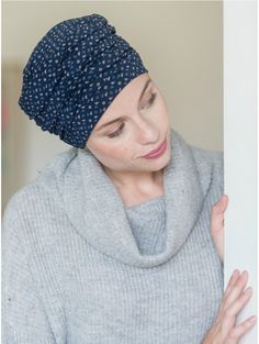 5897937ed06 Cancer headwear for women - Rosette la Vedette