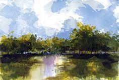 Early Landscape 5