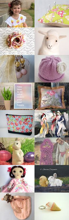 Already Dreaming of Spring by Margie on Etsy--Pinned+with+TreasuryPin.com