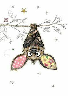 Images Kawaii, Bug Art, Animal Quilts, Happy Paintings, Art Birthday, Whimsical Art, Fabric Art, Fabric Painting, Painting Art