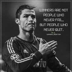 Ronaldo all time best. - Ronaldo all time best. Football Quotes, Soccer Quotes, Sport Quotes, Football Names, Football Awards, Football Football, Work Motivational Quotes, Positive Quotes, Inspirational Quotes