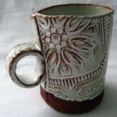 Rootstock Studio - nice design for hand-built mug